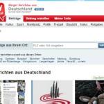 Büergerreporter berichten auf myHeimat.de aus ihrem Ort
