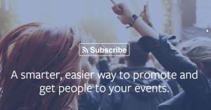 Subscribe Events - Veranstaltungen abonnieren und teilen - Foto: Facebook